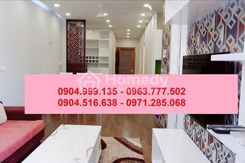 Cho thuê các căn hộ chung cư quận Hà Đông, để ở hoặc làm văn phòng