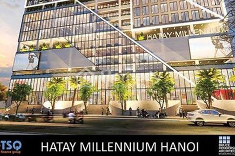 Sở hữu căn hộ đắc địa nhất quận Hà Đông Hatay Millennium chỉ từ 1,3 tỷ, chiết khấu tới 7.5%