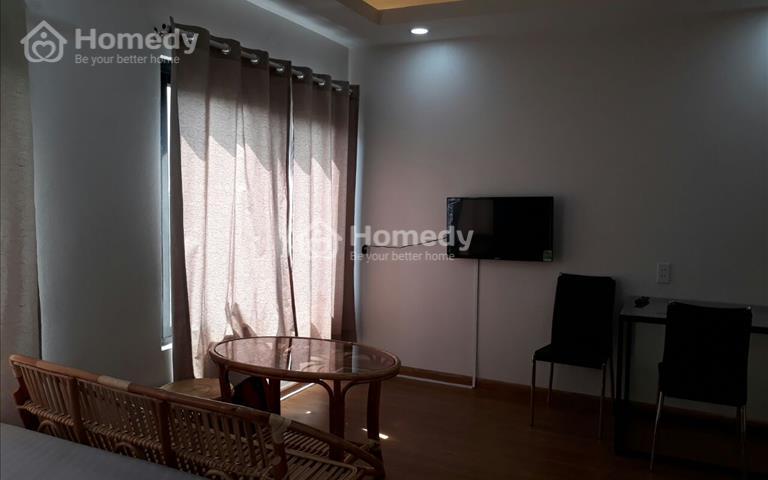 Căn hộ full nội thất cao cấp Trần Phú, quận 5, gần công viên Âu Lạc