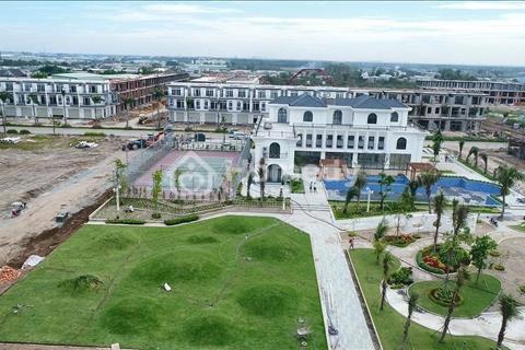 Sở hữu biệt thự 215m2 đối diện Vincom Tân An chỉ 680 triệu