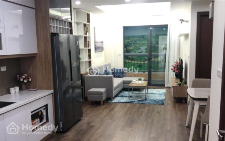 Bán căn hộ Chung cư Thăng Long Capital, Nam An Khánh, diện tích 69,2m2 giá tốt nhất thị trường