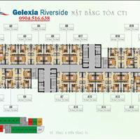 Bán căn hộ chung cư 885 Tam Trinh, tầng 1210, 89m2, giá bán 19.5 triệu/m2