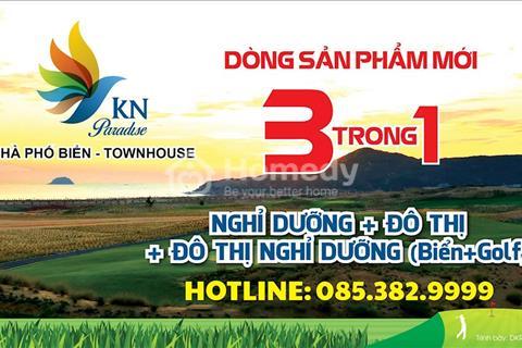 KN Paradise Cam Ranh - nền nhà phố biển liền kề sân bay Cam Ranh, đầu tư 1 sinh lời 3