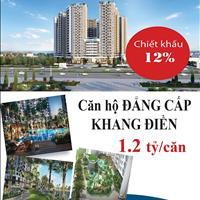 Chiết khấu 8% khi mua Căn hộ Safira Khang Điền, thanh toán 40% nhận nhà, ngay trung tâm Quận 9
