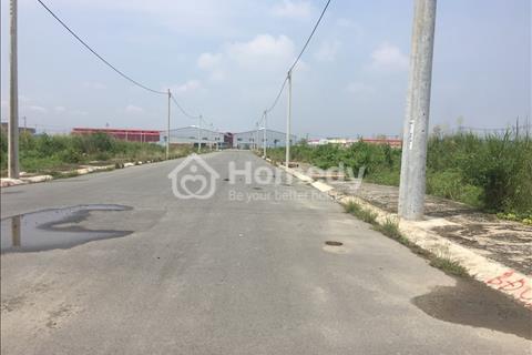 Đất nền khu công nghiệp Long An có sổ 13 triệu/m2, nằm ngay mặt tiền trục đường Trần Văn Giàu