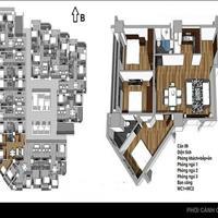 Cần bán căn hộ 105m2 ở Vinaconex 7 cách bến xe Mỹ Đình 10 phút đi xe giá 2,5 tỷ