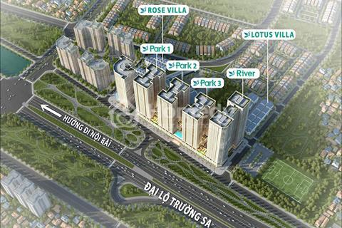 Bán cắt lỗ chung cư Eurowindow River Park, 16,5 triệu/m2