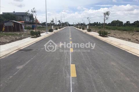 Đất nền giá công nhân khu công nghiệp Tân Phú Trung, Củ Chi, giá chỉ 190 tr nhận nền, SHR, gần chợ