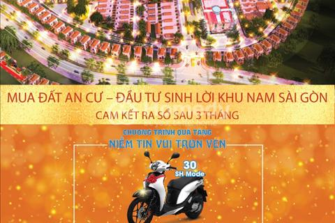 Bất động sản Nam Sài Gòn - Dự án đất nền Trị Yên Riverside đầu tư - An cư - Giá rẻ chiết khấu 16%