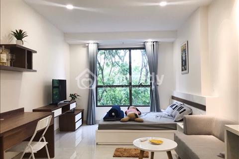 Cho thuê căn hộ cao cấp Garden Gate 1 phòng ngủ, full nội thất 10.5 triệu, view công viên Gia Định