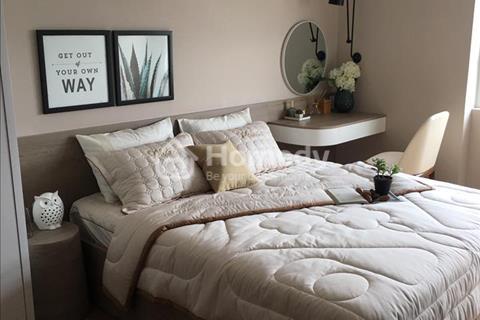 Căn hộ cao cấp 1 phòng ngủ, mặt tiền Bến Vân Đồn, giá trị đầu tư cho thuê tốt, nhận nhà ngay