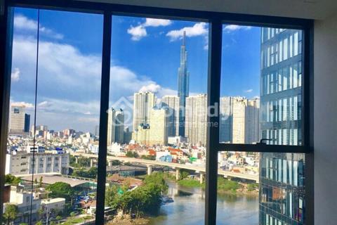 Bán căn hộ Ba Son, 2 phòng ngủ, lầu 45, view Landmark 81, giá bán 7.8 tỷ bao hết