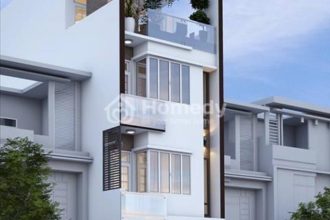 Bán nhà nguyên căn 3 tầng mới xây khu vực Hải Châu, 55,4m2, nở hậu