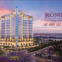 Căn hộ resort tiêu chuẩn xanh 5 sao giữa trung tâm Quận 2, Rome Diamond Lotus mở bán đợt 1 từ CĐT