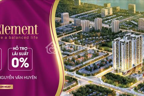 Bán chung cư ô 17, HH1 Khu đô thị Starlake 2.4 tỷ căn 2 PN full nội thất Châu Âu