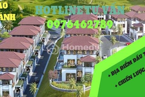 Chính chủ cần bán gấp 2 lô đất nền giá rẻ thuộc dự án khu đô thị Cao Xanh - Hà Khánh