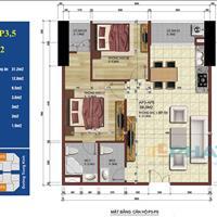 Bán cắt lỗ căn 2 phòng ngủ 68m2 chung cư cao cấp 219 Trung Kính, mới mua chưa ở có sổ đỏ luôn