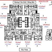 Tôi cần bán gấp chung cư 110 Cầu Giấy căn 1806, diện tích 78.19m2, giá 33 triệu/m2