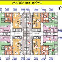 Chính chủ bán chung cư Mỹ Sơn Tower căn 18A7, diện tích 62.7m2, giá 25.5 triệu/m2