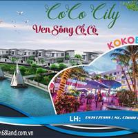 Khu đô thị Coco City đối diện Cocobay đã có sổ giá chỉ từ 12 triệu/m2