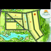 Bán đất nền khu dân cư sinh thái Tân Hòa Garden