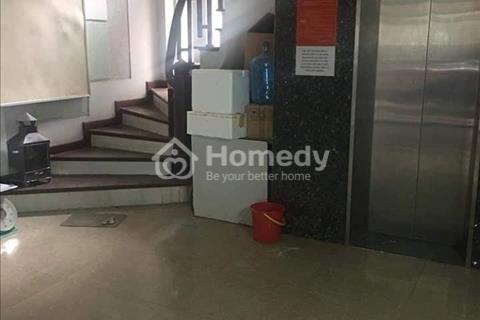 Phố VIP Nguyễn Chánh – 7 tầng thang máy – mặt tiền 5m – 2 mặt ô tô