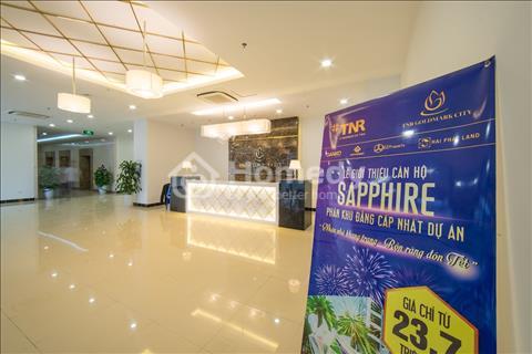 TNR Sky Park - Khu đô thị Goldmark City độc đáo nhất Hà Nội