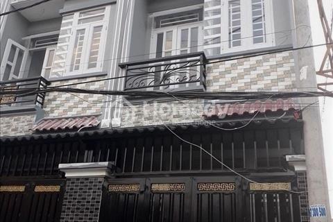 Giá siêu mềm 1 tỷ 380 triệu có ngay nhà mới 100% 2 lầu nằm cuối đường Nguyễn Oanh