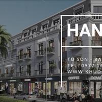 Chính thức mở bán giai đoạn 1 đất phân lô, liền kề dự án Hanaka Paris City