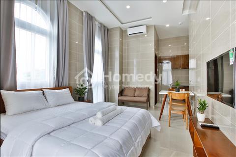 Căn hộ tiện ích mới 100%, trung tâm Phú Nhuận, full nội thất, gần siêu thị, khu ăn uống