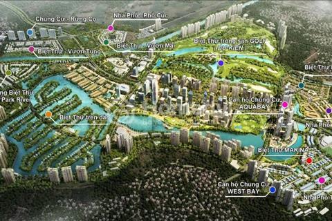 Bán chung cư mới Aqua Bay khu đô thị Ecopark Sky 1-2-3, Central Lake 1-2, Grand Park 1-2
