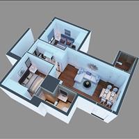 Nhận nhà quý I năm 2019, căn hộ 2 phòng ngủ, cho gia đình trẻ ở Ruby City CT3 Phúc Lợi
