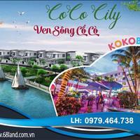 Cơn sốt đất liền kề Cocobay trở lại, dự án Coco City nhanh tay đầu tư