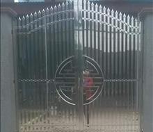 Cổng thép Inox Nam Phát