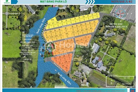 Đất nền thổ cư và nhà phố liền kề tại đường Dương Đông - Suối Cái - Bãi Thơm, dự án Nonasea 2