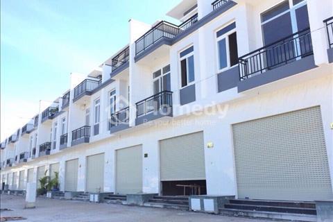 Nhà phố 1 trệt 2 lầu có sân thượng, diện tích 5x20m, mặt tiền Nguyễn Văn Bứa, cách cầu Lớn 300m