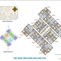 Chính chủ bán căn hộ số 05, tòa A3 Green Stars - 234 Phạm Văn Đồng, khu đô thị Thành Phố Giao Lưu