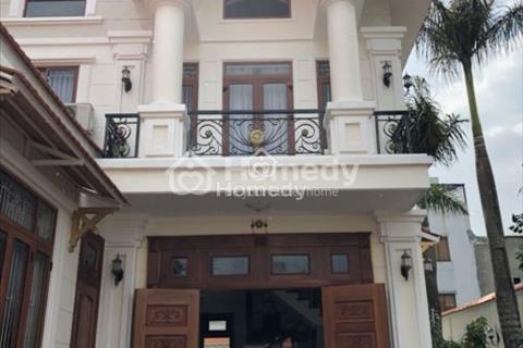 Cần tiền bán biệt thự mới mặt tiền đường Chu Văn An, Quận 9, 550m2, giá 27 tỷ bớt lộc
