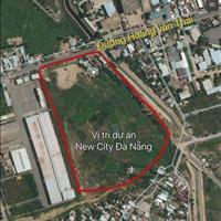 Cơn sốt đất nền đối diện Đại học Duy Tân, đường Hoàng Minh Thảo, giá đầu tư chỉ 13,4 triệu/m2
