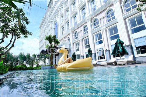 CityHouse – Sonata Residence, căn hộ dịch vụ Quận 7, 2 hồ bơi, gym, BBQ giá từ 330 USD/tháng