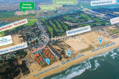 Đặt chỗ đất nền liền kề view sông và Cocobay - vị trí đắc địa, giá đầu tư