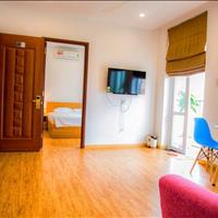 Cho thuê căn hộ cao cấp 1 phòng ngủ, 1 phòng khách ngay khu sân bay Tân Sơn Nhất
