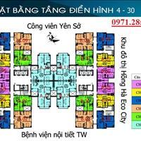 Chính chủ bán gấp căn hộ Tứ Hiệp Plaza, căn góc 1608 - 2 mặt thoáng, giá 18 triệu/m2