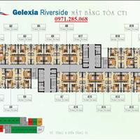 Chị Vân bán lại căn hộ tầng 1811, 66m2 chung cư 885 Tam Trinh, giá 20 triệu/m2