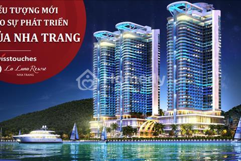 Bán căn hộ Condotel dự án Swisstouches La Luna Resort Nha Trang hot nhất năm 2018