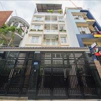 Cho thuê căn hộ chung cư giá rẻ Quận 3, full nội thất, hẻm ô tô, bảo vệ 24/24, gần Coop Mart