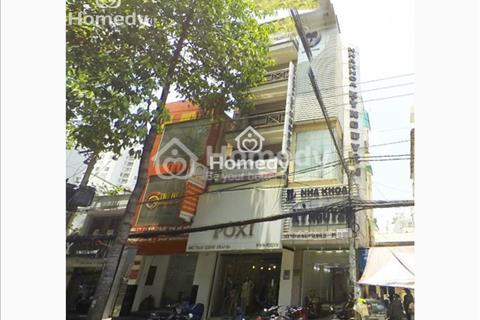 Cho thuê nhà mặt tiền Trần Quang Khải, quận 1, tiện làm căn hộ dịch vụ