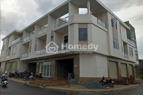 Bán nhà phố thương mại Phước Thái 5x20m, SHR, 1 trệt 2 lầu 3,89 tỷ mặt tiền QL51 Biên Hòa, Đồng Nai