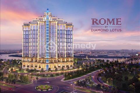 Rome Diamond Lotus, mặt tiền Mai Chí Thọ - Những thông tin chính thức nhất từ chủ đầu tư.