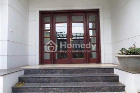 Cho thuê biệt thự khu đô thị Việt Hưng 3 tầng nhà đẹp phù hợp là văn phòng, ngân hàng